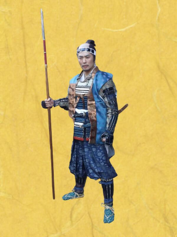Warlord Warrior Set